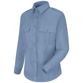 HS1167 New Dimension Stretch Poplin Long Sleeve Shirt-Horace Small®