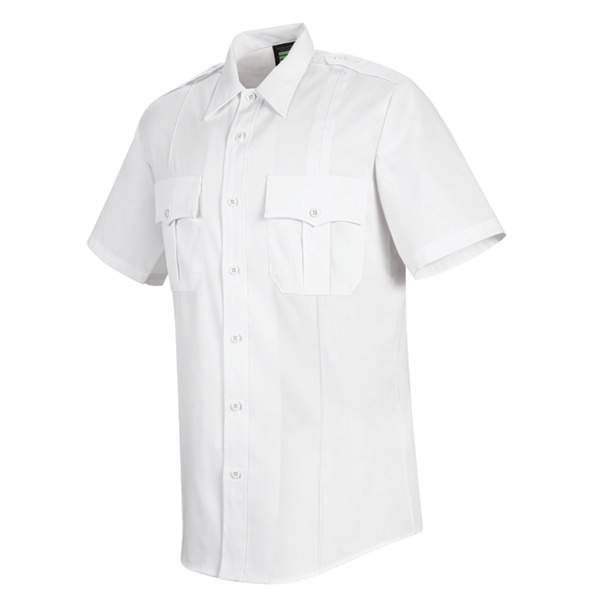 Chief's Poly/Rayon Short Sleeve Shirt-Horace Small®