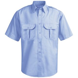 HS14LB New Dimension Ripstop Short Sleeve Shirt