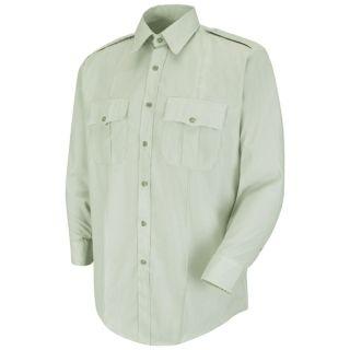 New Dimension Stretch Poplin Short Sleeve Shirt