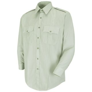 HS1548 New Dimension Stretch Poplin Short Sleeve Shirt-