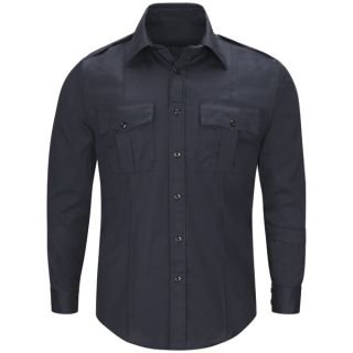 Mens Dutyflex Long Sleeve Shirt with Zipper