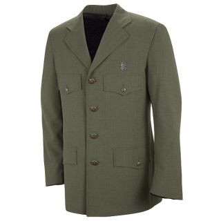 Poly/Wool Tropical Dress Coat-Horace Small®