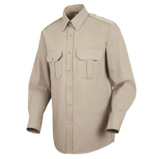 Horace Small® Public Safety Shirts Unisex Sentinel Basic Security Long Sleeve Shirt-Horace Small®