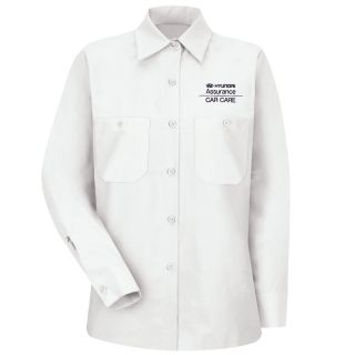 Hyundai F LS Workshirt 65/35 - WH-