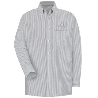 Infiniti M LS Oxford Shirt -GS-Red Kap®