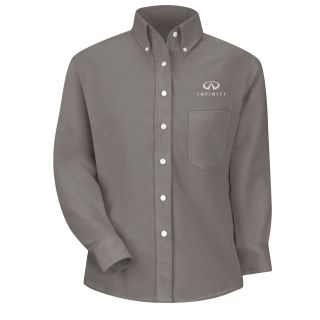 Infiniti F LS Oxford Shirt -GY-
