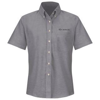 Lexus F SS Oxford Shirt -GY-
