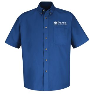 Mopar Mens Long Sleeve Meridian Performance Twill Shirt - 1453RB-