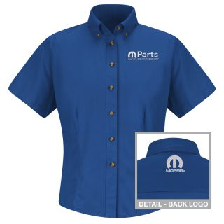 Mopar Womens Long Sleeve Meridian Performance Twill Shirt - 1463RB-