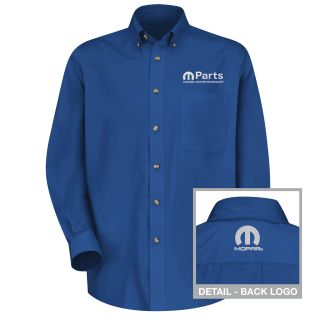 1472RB Mopar M LS Twill Shirt - RB-