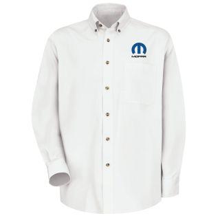 Mopar M LS Twill Shirt - WH-