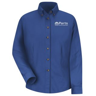 Mopar Womens Long Sleeve Meridian Performance Twill Shirt - 1480RB-