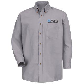 1492SV Mopar M LS Poplin Shirt - SV-
