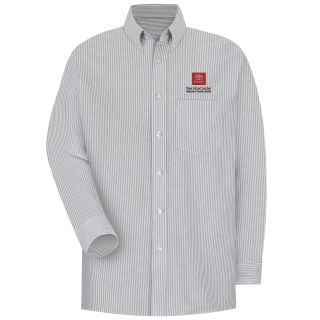 Toyota M LS Oxford Shirt - GS-
