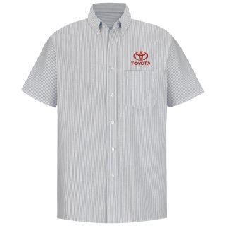 1664GS Toyota M SS Oxford Shirt - GS-
