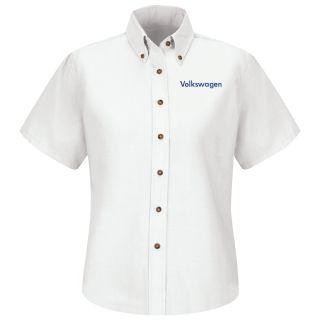 1766WH Volkswagen F SS Poplin Shirt - WH-