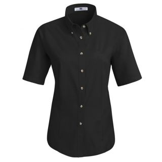 1T21 Womens Meridian Performance Twill Shirt-Red Kap®