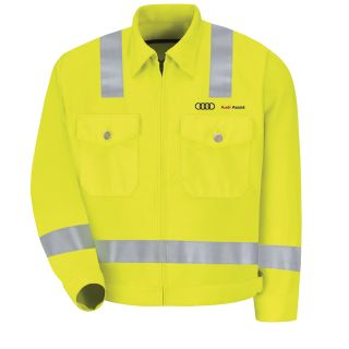 Audi Assist Hi-Visibility Ike Jacket - Class 2 Level 2 - 3105HV-