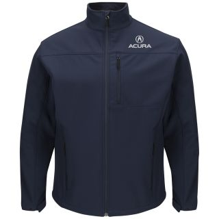 Acura Mens Deluxe Soft Shell Jacket - 3106NV-