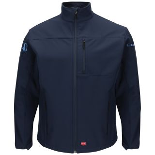 Honda Mens Deluxe Soft Shell Jacket - 3117NV-