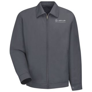 Lexus Slash Pocket Technician Jacket - 3132CH-