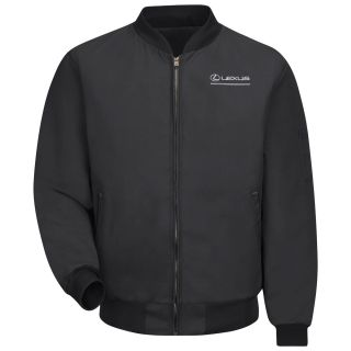 Lexus M Solid Team Jacket - BK-