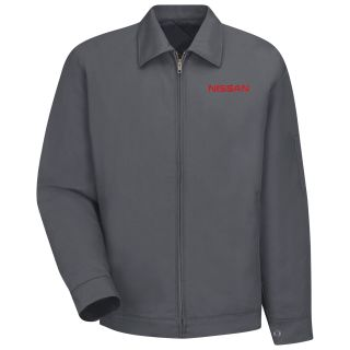 Nissan Slash Pocket Technician Jacket - 3154CH-Red Kap®