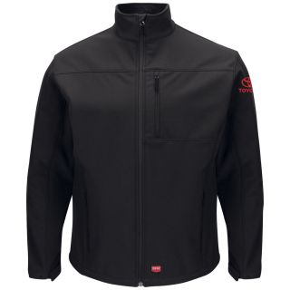 Toyota M Soft Shell Jacket - BK-
