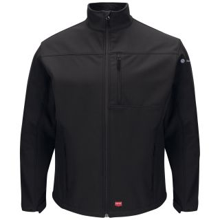 VW Express M Soft Shell Jacket - BK-