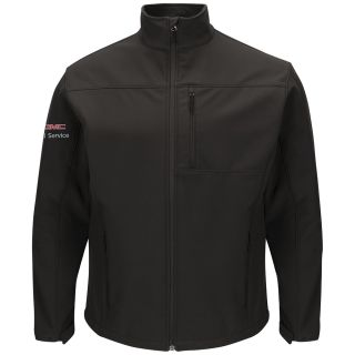 Buick GMC Mens Deluxe Soft Shell Jacket - 3181BK-