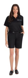 Volkswagen Service Xpress Womens Performance Knit® Flex Series Pro Polo - 5364BK-