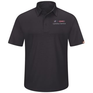 Buick GMC Mens Performance Knit® Flex Series Pro Polo-