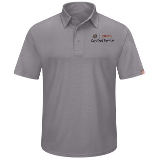Buick GMC Mens Performance Knit® Flex Series Pro Polo - 5440GY-