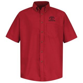 Red Kap® Branded Industrial Auto 5542RD Toyota-Red kap