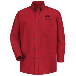 5543RD Toyota-Red Kap®