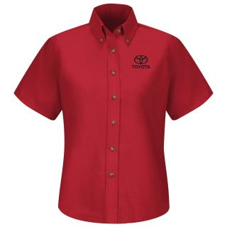 5544RD Toyota-Red Kap®