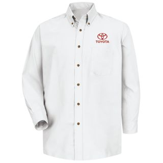 5547WH Toyota-Red Kap®