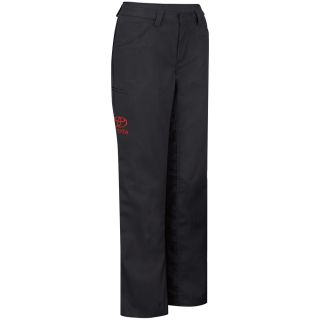 Red Kap® Branded Industrial Auto Toyota F Light Weight Crew Pant - BK-Red kap