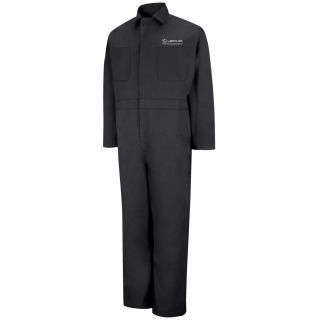 Lexus Technician Coverall - 8108BK-Red Kap®