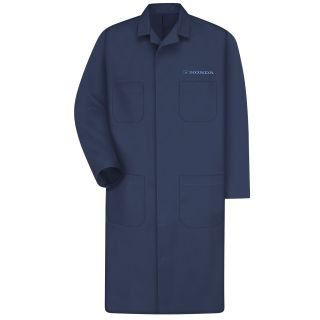 Honda Technician Shop Coat - 8119NV-Red Kap®