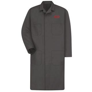 Kia M Shop Coat - CH-Red Kap®