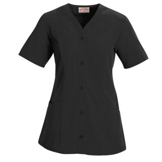 Womens Easy Wear Tunic-Red Kap®