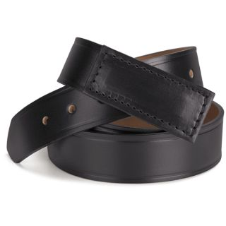 No-Scratch Leather Belt-