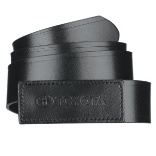 No-Scratch Leather Belt-Red Kap®
