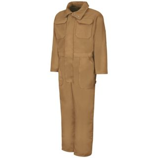 Insulated Blended Duck Coverall-