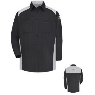 Kubota Technician Motorsports Shirt-Red Kap®
