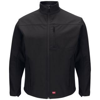 Kubota M Soft Shell Jacket - BK-Red Kap®