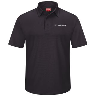 Kubota Mens Performance Knit Flex Series Pro Polo-