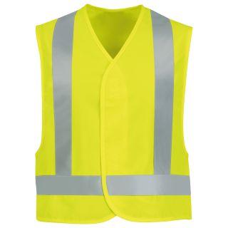 Kubota M Hi Viz Safety Vest - YE-